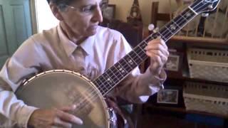 Clear Water -- original tune on Gold Tone cello banjo