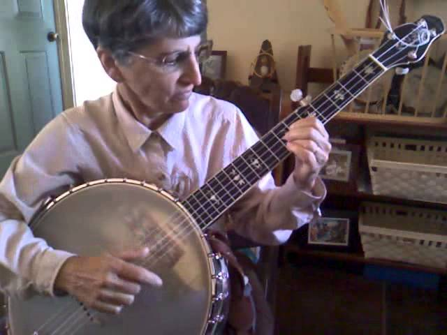Clear Water -- original tune on Gold Tone cello banjo
