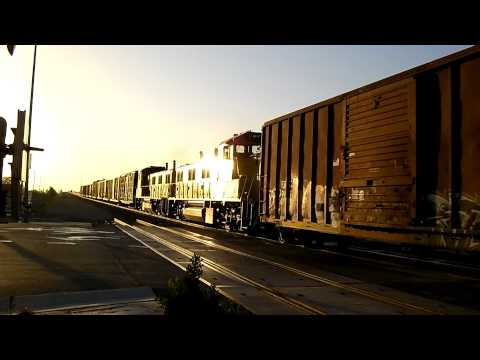 "Union Pacific Yard ""City of Industry"" Job 2"