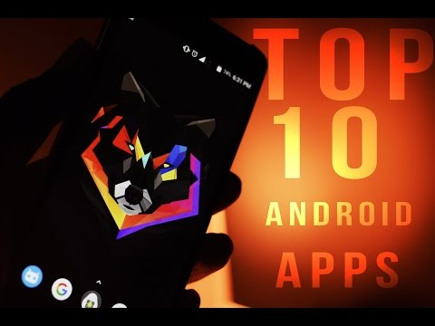 Top 10 Free Android Apps for January 2017 (Must check it out !)
