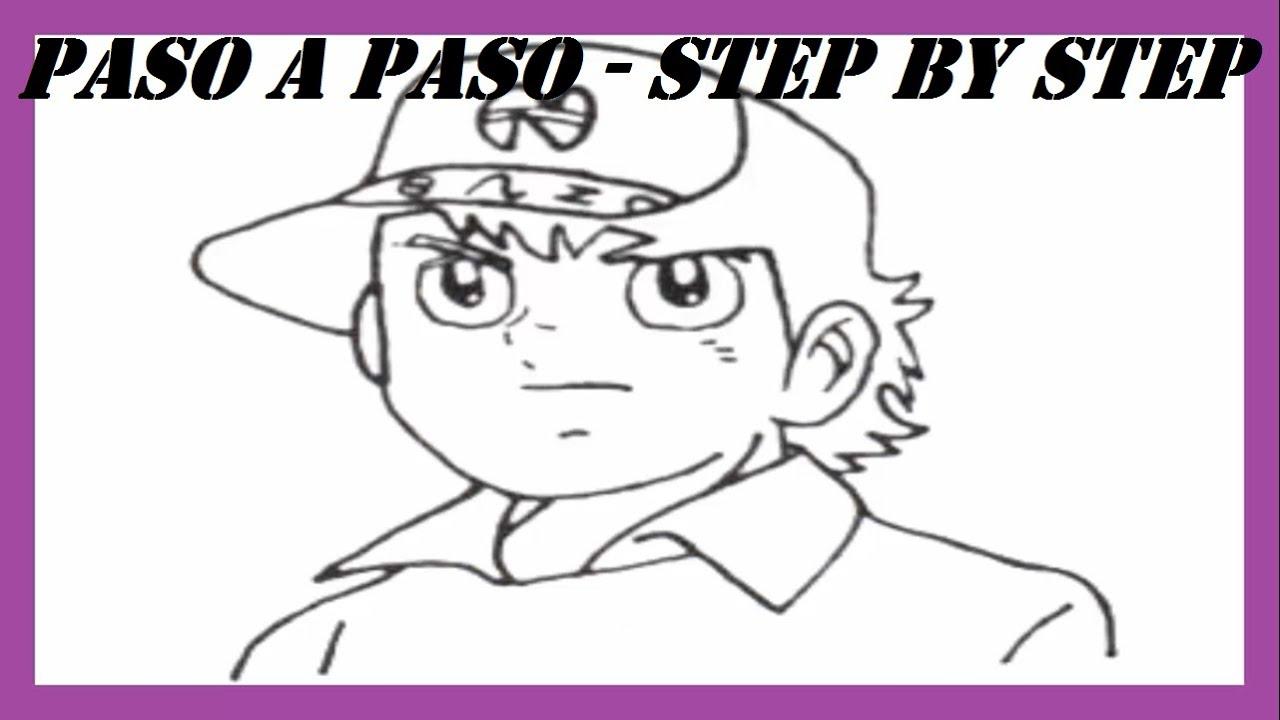 Como dibujar a Benji Price l How to draw Benji Price l Los ...