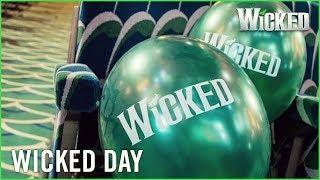 Wicked - Louise Dearman's eBay Package for Wicked Day 2013