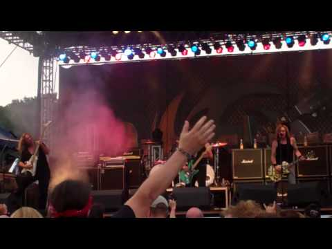 Slaughter - Fly to the Angels - Halfway Jam in Royalton MN 7-22-11 HD