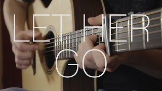 Passenger - Let Her Go - Fingerstyle Guitar Cover By James Bartholomew mp3