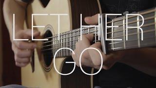 Download Passenger - Let Her Go - Fingerstyle Guitar Cover By James Bartholomew