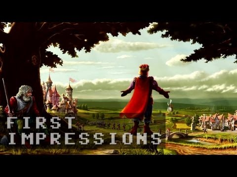 The Settlers Online Gameplay | First Impressions HD
