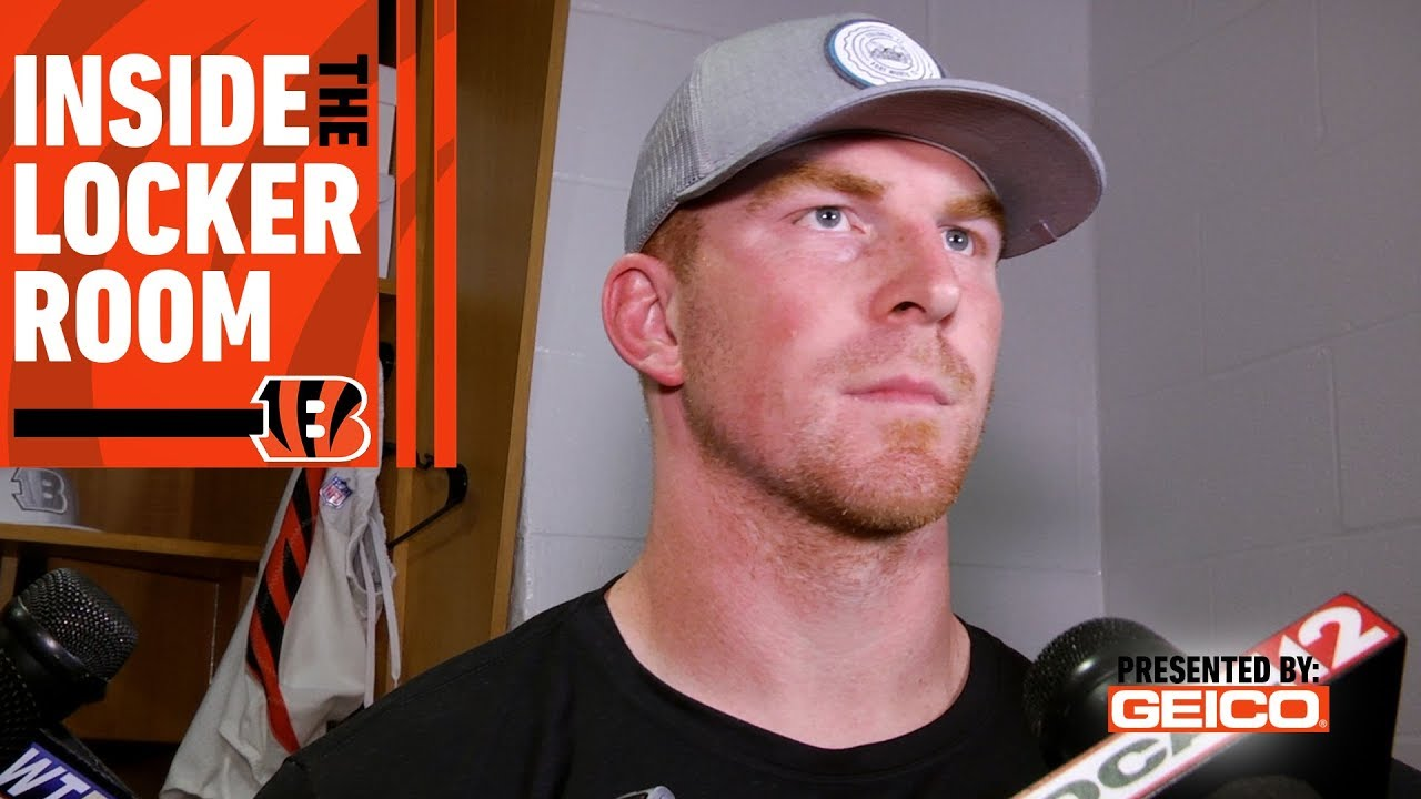What's next for Andy Dalton?