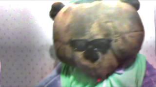 Мишка отжигает под (MOZGI -Атятя)