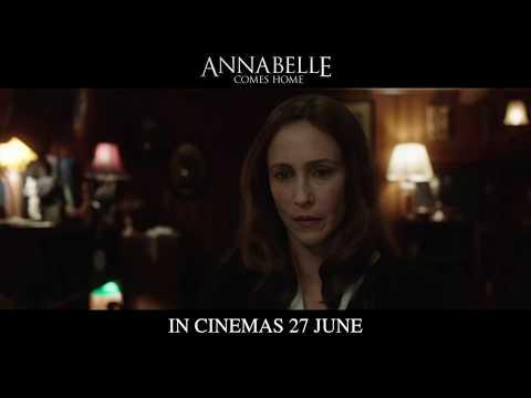 Annabelle Comes Home Intl Origin 15s HD