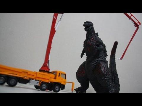 シン・ゴジラ ネタバレ ヤシオリ作戦 コンクリートポンプ車 レビュー Shin Godzilla