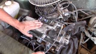 видео Ваз2110 двиг 1.5. 8 кл .что стучит клапана или поршня?