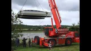 Shuttleworth Catamaran Launch