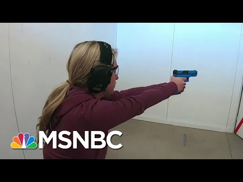 Teachers Take Part In Gun Training To Protect From School Shootings   Velshi & Ruhle   MSNBC