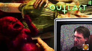 Outlast 2 прохождение с вебкой #3 - УЖАСНЫЙ И СТРАННЫЙ ФИНАЛ