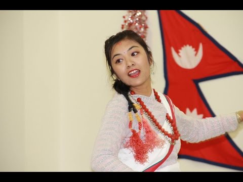 Newar Song (Best romantic newar dance song) - Sima Kacha - Nepal Sambat 1136- Newari dance-Rumi-