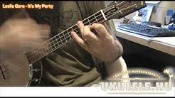 It's My Party - Leslie Gore (banjolele / ukulele chords)