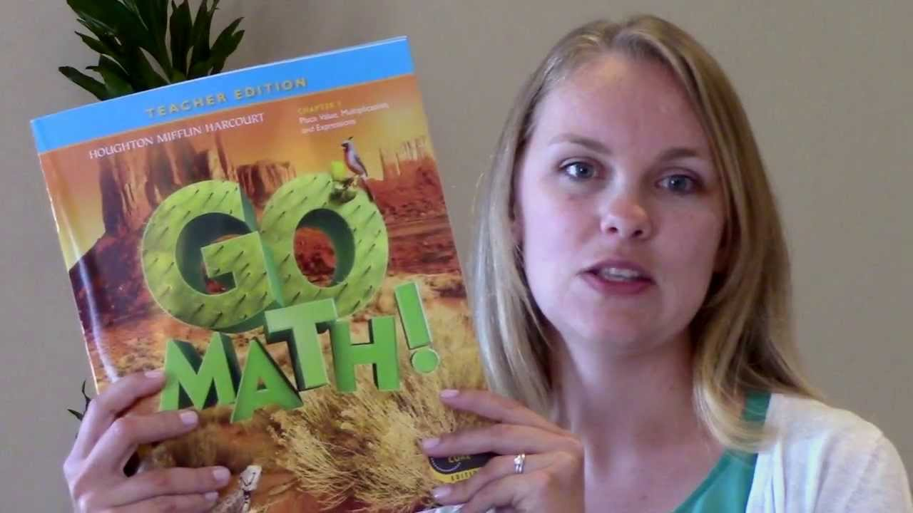 hight resolution of Understanding the Components of Go Math! - YouTube
