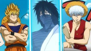 Top 10 Gintama Anime Parodies