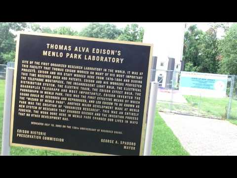 Thomas Edison Center at Menlo Park. Edison, New Jersey. 7/7/15