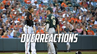 MLB | Overreactions