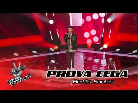 Bertílio Santos  I Put a Spell On You  Provas Cegas  The Voice Portugal