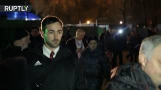 «О боже мой!»: Ростов-на-Дону встречает «Манчестер Юнайтед»