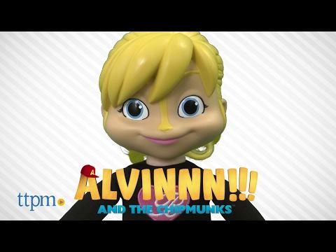 Talking Brittany Fisher-Price Alvin /& the Chipmunks