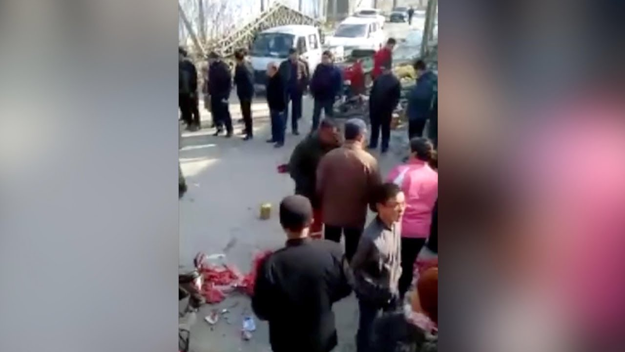 Five killed in road accident in northern China