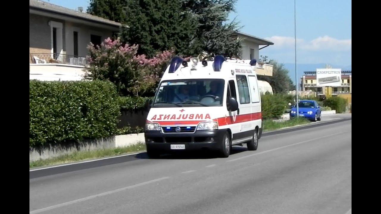 Elicottero Croce Rossa Italiana : Ambulanza croce rossa italiana vicenza in emergenza
