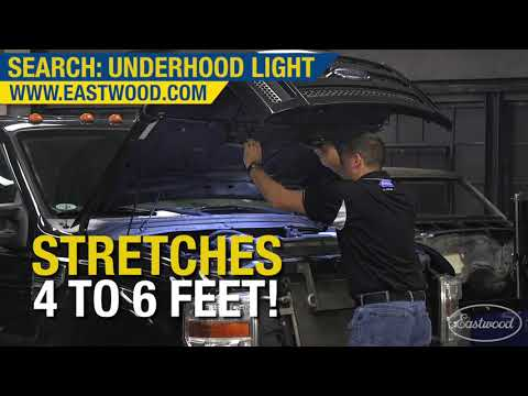 Super Bright Underhood Light From Eastwood