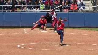 Dayton Softball: UMass Highlights