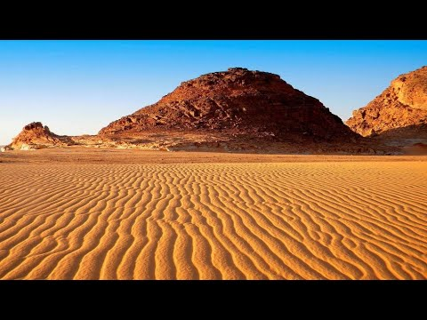Geology 19 (Deserts and Wind)