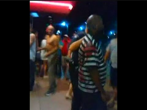Denver Dark Knight Rises shooting: Amateur video shows audiences fleeing Aurora theatre