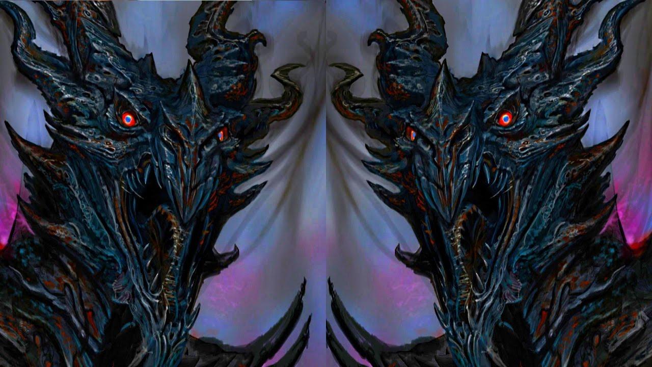 SKYRIM Special Edition: DOUBLE DRAGON Encounter, RARE FIND ...