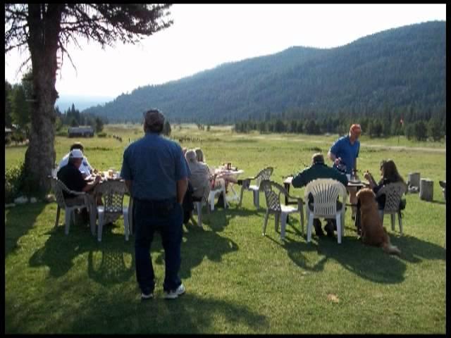 Sulphur Creek Ranch Landing/TO