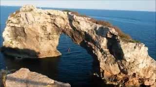 Es Pontàs - Mallorca - Natural Puenting