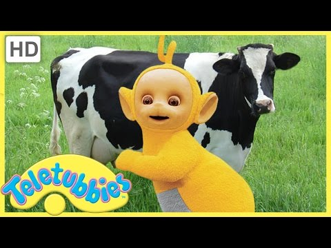★Teletubbies English Episodes★ Milking Cows ★ Full Episode - HD (S06E136)
