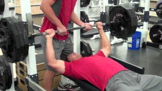 Arizona Wildcat Baseball - Strength Training