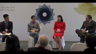 Belinda Tanoto at UBS Philanthropy Forum Asia: Improving education in rural Indonesia