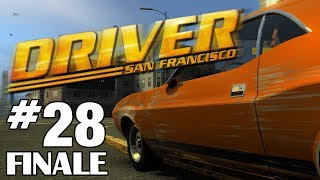 DRIVER SAN FRANCISCO #28 - FINALE - Komatöse Credits  - [DEUTSCH] [GERMAN] [GAMEPLAY] [PC]