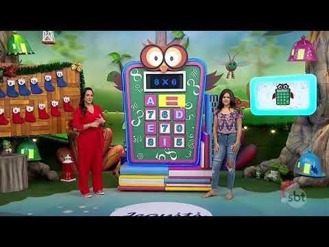 Maisa Silva volta ao Bom Dia & Cia e comanda brincadeira no SBT