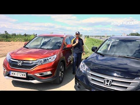 Honda Plaza TV- #8 (nowa Honda CR-V po liftingu w 2015)
