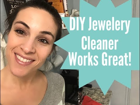 DIY Jewelry Cleaning