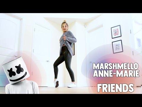 Friends  Marshmello Freestyle  Chachi Gonzales