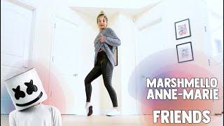 Friends - Marshmello (Freestyle) | Chachi Gonzales