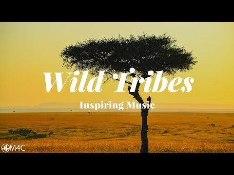 Wild Tribes Africa Inspiring Background Music | African Wildlife Video Background Music