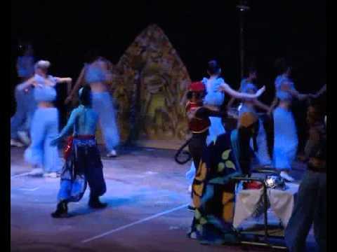 Aladdín el Musical: Colegio Ciudad del Mar