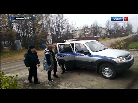 Женщину, провернувшую аферу с костромскими коровами, задержали полицейские
