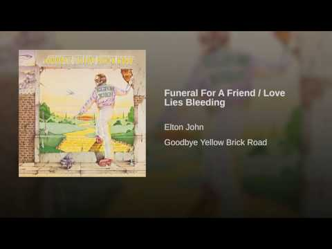 Funeral For A Friend / Love Lies Bleeding
