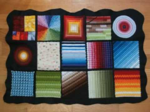 Alfombras y tapices bordados youtube for Como hacer alfombras en bordado chino